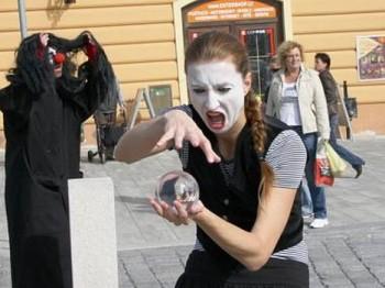 V Poličce začal týdenní festival pantomimy