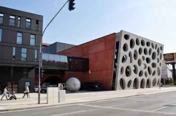 Hlavní architekt divadla v Plzni je rád za rozporuplné reakce