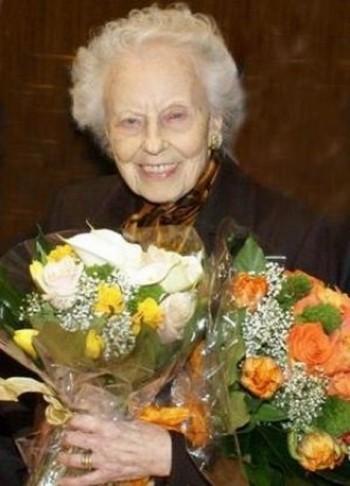 Slavná italská operní diva Magda Olivero je po smrti. Bylo jí 104 let