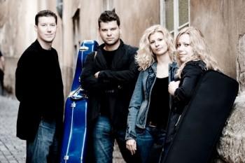 "Pavel Haas Quartet dostane ""Oscara"" klasické hudby"
