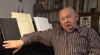 Richard Novák dnes na jevišti oslaví osmdesátiny