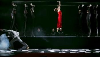 Košická Smrt v Benátkách jako taneční divadlo