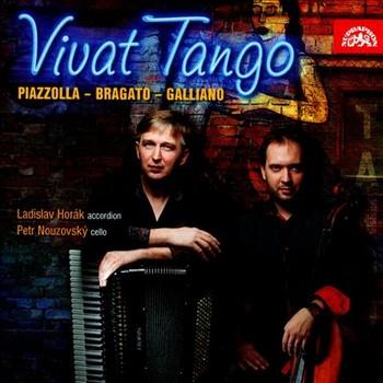 Dvakrát tango, akordeon a Ladislav Horák