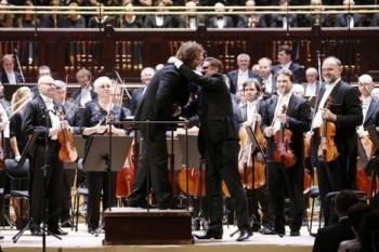 Nové horizonty rozhlasových symfoniků. První nahlédnutí slibuje mnohé