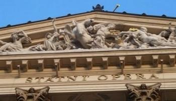 Rekonstrukce Státní opery: jak dlouho se nebude hrát se zatím neví