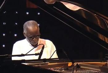 Na Strunách podzimu vystoupil jazzový pianista Ahmad Jamal