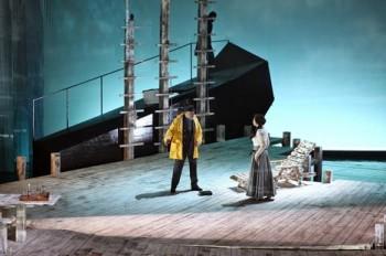 Mimořádná událost v Opeře Národního divadla: Pád Arkuna