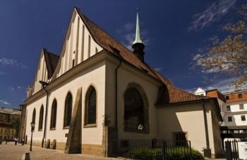 Začala sbírka na varhany do Betlémské kaple