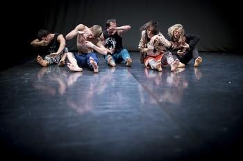 Collective Loss of Memory – divadlo Ponec Praha 2014 (foto Vojtěch Brtnický)