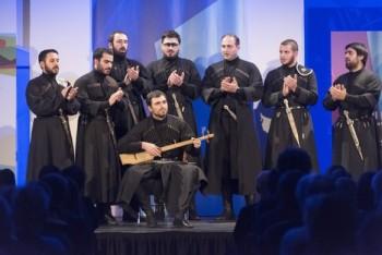 Hudba z podhůří Kavkazu