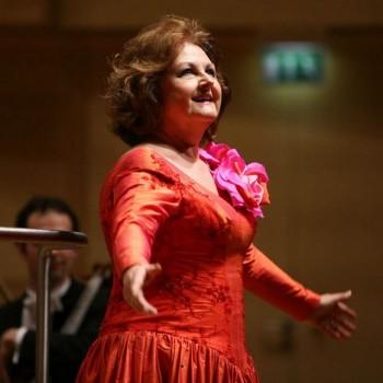 Edita Gruberová znovu jako Lucia