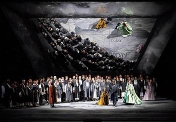 Idomeneo ve Vídeňské státní opeře