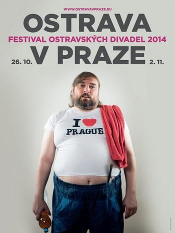 Začíná festival Ostrava v Praze