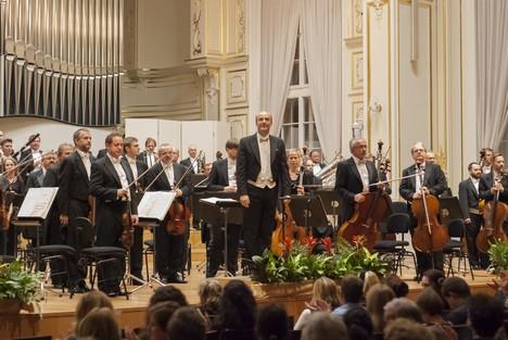 Pětašedesáté výročí Slovenské filharmonie