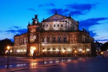 Tannhäuser v Semperově opeře