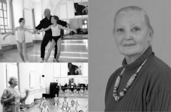 Zemřela Dagmar Špryslová, dlouholetá tvář Baletu ND