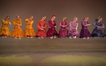 Mezinárodní koncert baletních škol v Bratislavě