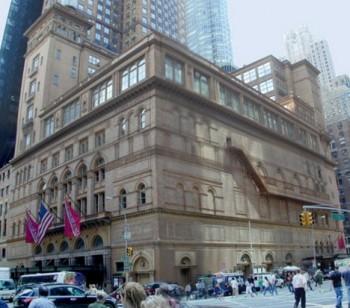 Česká filharmonie v Carnegie Hall: vyprodáno