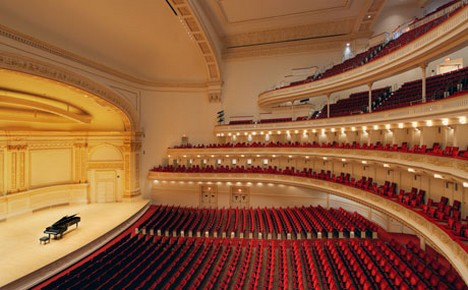 Carnegie Hall (foto Jeff Goldberg/Esto)