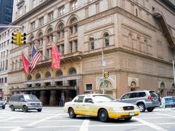 Před 125 lety byla otevřena Carnegie Hall