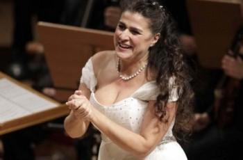 Cecilia Bartoli se po roce vrátila pro ovace do Rudolfina