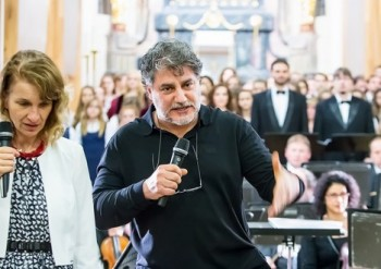 José Cura jako skladatel v Českých Budějovicích