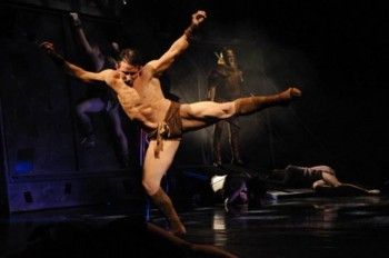 Spartakus v Plzni – působivé taneční divadlo v atraktivní výpravě