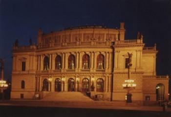 Koncert k výročí pádu Berlínské zdi v Praze