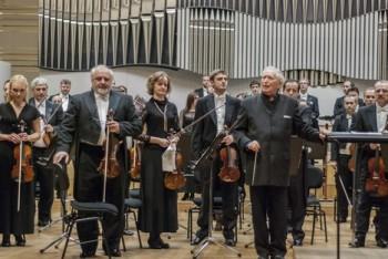 Slovenská filharmonie a Thomas Sanderling