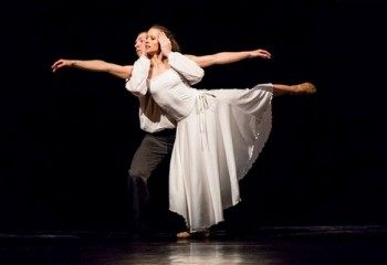 Galavečer k 50. výročí založení Baletu Praha
