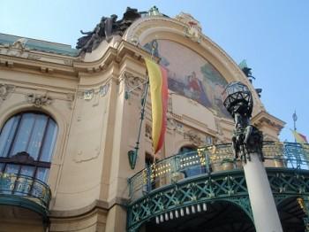 V pondělí se opět otevře Smetanova síň Obecního domu