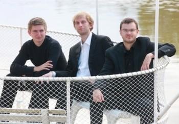 Dvořákovo trio ve Spolku