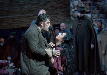 Znovu Carmen v Met