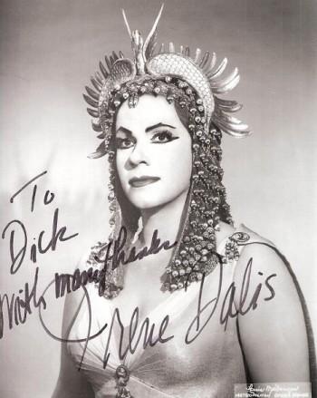 Odešla velká hvězda Met. Příští rok by Irene Dalis slavila devadesátiny