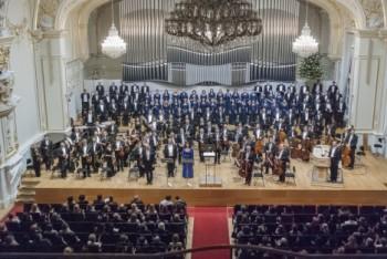 Andrew von Oeyen se Slovenskou filharmonií a Emmanuelem Villaumem