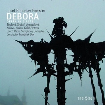 Foersterova operní prvotina na CD