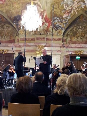 Když do adventní Vídně, tak jedině za hudbou