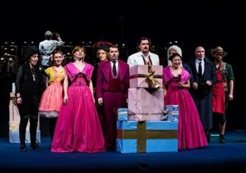 Figarova svatba v Českých Budějovicích