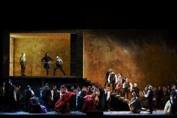 Rigoletto nedozpíval premiéru, ve Vídni se pískalo