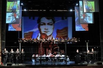 Národní divadlo uvedlo premiéru Hábovy Nové země
