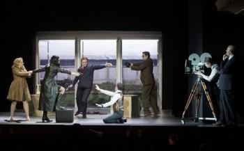Vídeň: opera non seria