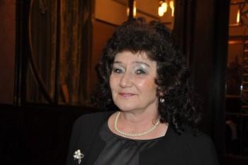 Sylvie Bodorová slaví šedesátiny