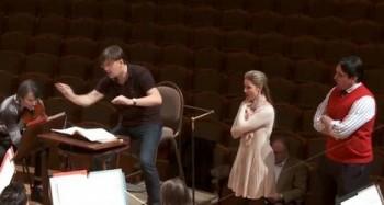 Kateřina Kněžíková: S manželem se mi zpívá výborně!