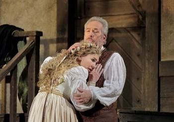 Schenkovi Mistři pěvci znovu v Metropolitní opeře
