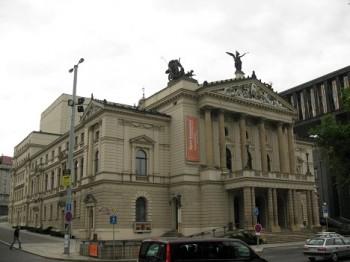 Státní opera se zavře v polovině příštího roku, rekonstrukce přijde na 715 miliónů