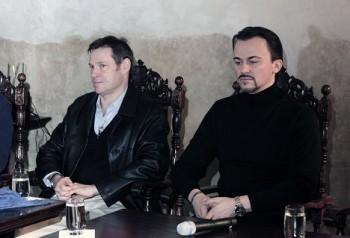 Keenlyside a Kocán společně zazpívají v Praze
