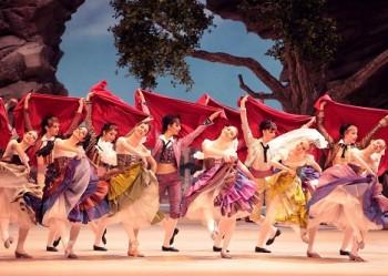 Matěj Urban v přímém přenosu Paquity z Bavorského státního baletu