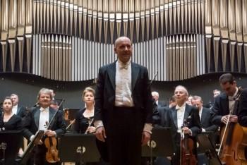 Mahlerova Devátá se Slovenskou filharmonií a Emmanuelem Villaumem