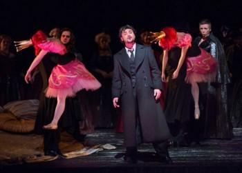 Obnovené Hoffmannovy povídky v Met s Grigolem a Hampsonem