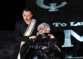 V pražské Státní opeře měl premiéru Boitův Mefistofeles